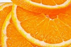 Orange fruit background Stock Photos