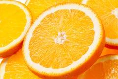 Orange fruit background Stock Images