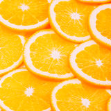 Orange Fruit Background. Summer Oranges. Healthy Stock Photos