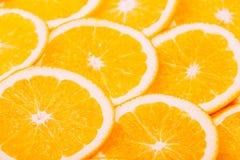 Orange Fruit Background. Summer Oranges. Healthy Food Stock Images