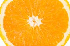 Orange fruit, close up image texture Stock Photos