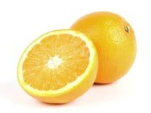 The Orange Fruit Royalty Free Stock Image