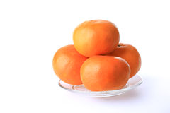 Orange fruit of fortune in chinese new year Royalty Free Stock Photos