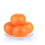 Orange fruit of fortune in chinese new year Stock Photography