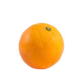 Orange fruit isolated Royalty Free Stock Photo