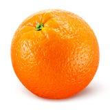 Orange fruit isolated on white royalty free stock photos