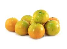 Orange fruit isolated Royalty Free Stock Image