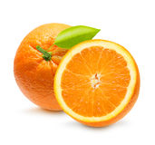 Orange fruit Royalty Free Stock Photography