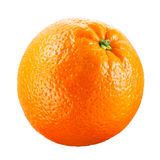Orange fruit isolated on white Stock Photography