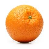 Orange fruit isolated. On white background Royalty Free Stock Image