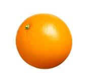 Orange fruit isolated. On white background Stock Image