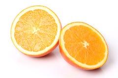 Orange fruit Stock Images