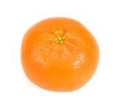 Orange fruit isolated on white, Fresh and Ripe Orange. Sweet orange fruit isolated on white, Fresh and Ripe Orange royalty free stock images