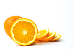 The Orange Fruit Royalty Free Stock Photos