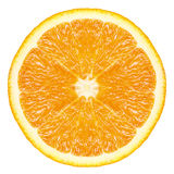 Orange fruit slice Stock Image