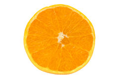 Orange fruit slice Royalty Free Stock Photos