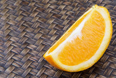 Orange Fruit Slices III Stock Image