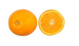 Orange Fruit And Slices IV Stock Image