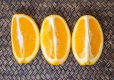 Orange Fruit Slices VI Royalty Free Stock Photography