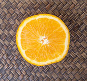 Orange Fruit Slices VII Royalty Free Stock Photography