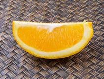 Orange Fruit Slices VIII Stock Photography