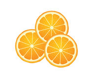 Orange. Fruit a useful provide energy to the body Royalty Free Stock Photography
