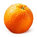 Orange fruit  on white Stock Image