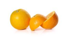 Orange fruits close up on background Royalty Free Stock Image