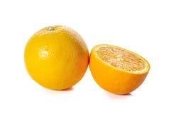Orange fruits close up on background Royalty Free Stock Photo