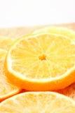 Orange fruits, healthy eating Stock Photo