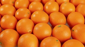 Orange fruits, nature food backgrounds stock video footage