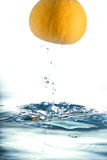 Orange fruits Royalty Free Stock Photography