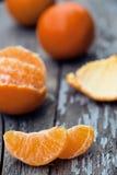 Orange fruits Stock Photography