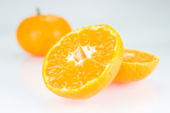 Orange frukt Royaltyfria Bilder