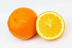 Orange frukt Arkivbild