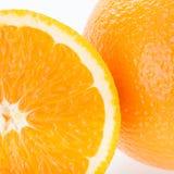 Orange frukt Arkivfoton