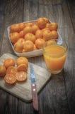 Orange frukt Royaltyfri Bild