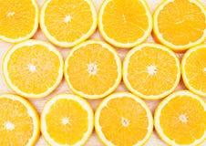 Orange frukter Arkivfoto