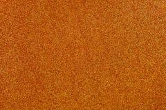 Orange Funkeln-Hintergrund stockfotos