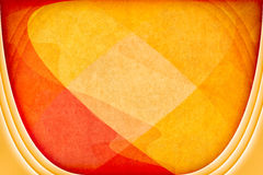 Orange Futuristic Fantasy Sci-Fi Background Texture Royalty Free Stock Photo