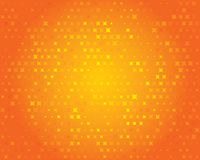 Orange geometric background. Abstract pattern. Royalty Free Stock Image