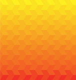 Orange geometric  background Royalty Free Stock Photography