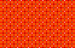 Orange Gingham pattern.Texture from rhombus for - plaid,tablecloths,clothes,shirts, dresses,paper,bedding,blankets,quilts and. Other textile products.Vector royalty free illustration