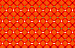 Orange Gingham pattern.Texture from rhombus for - plaid,tablecloths,clothes,shirts, dresses,paper,bedding,blankets,quilts and. Other textile products.Vector vector illustration