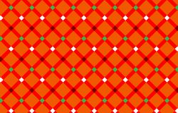 Orange Gingham pattern.Texture from rhombus for - plaid,tablecloths,clothes,shirts, dresses,paper,bedding,blankets,quilts and. Other textile products.Vector stock illustration