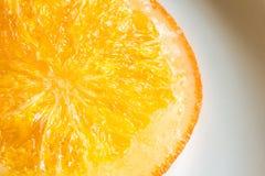 Orange godis Royaltyfria Foton