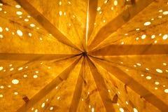 Orange golden background Stock Photo