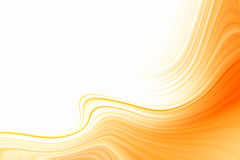 Orange graphic Royalty Free Stock Images