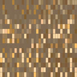Orange, gray pattern made of rectangle. Mosaic Royalty Free Stock Photography