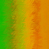 Orange green abstract texture with random brush strokes backgrou. Nd design in high resolution for your design project or website royalty free illustration